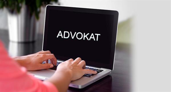 Adovkat nettsider