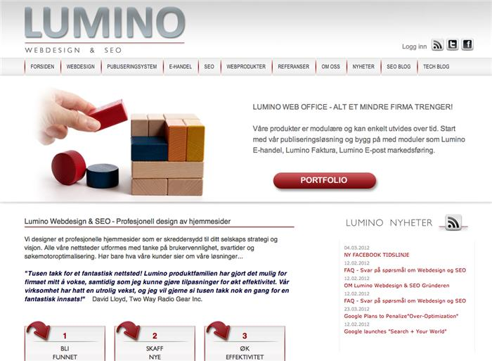 RSS feed med jQuery » Lumino Webdesign & SEO